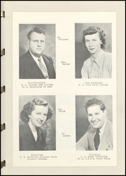 Page 13, 1952 Edition, Panora High School - Echoes Yearbook (Panora, IA) online yearbook collection