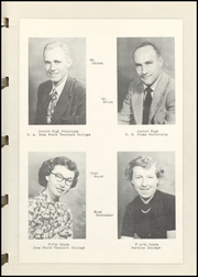 Page 17, 1952 Edition, Panora High School - Echoes Yearbook (Panora, IA) online yearbook collection