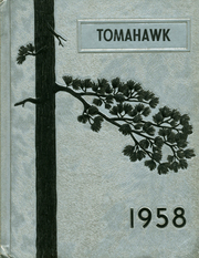 Page 1, 1958 Edition, Selma High School - Tomahawk Yearbook (Selma, IA) online yearbook collection