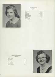Page 10, 1958 Edition, Selma High School - Tomahawk Yearbook (Selma, IA) online yearbook collection