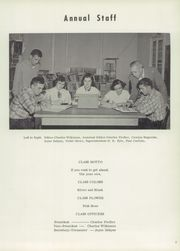 Page 7, 1958 Edition, Selma High School - Tomahawk Yearbook (Selma, IA) online yearbook collection