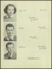 Page 12, 1947 Edition, Sheldon High School - Orab Yearbook (Sheldon, IA) online yearbook collection