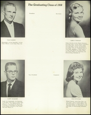 Page 13, 1958 Edition, Van Meter High School - Memories Yearbook (Van Meter, IA) online yearbook collection