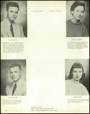 Page 14, 1958 Edition, Van Meter High School - Memories Yearbook (Van Meter, IA) online yearbook collection