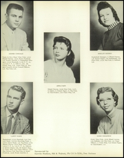 Page 16, 1958 Edition, Van Meter High School - Memories Yearbook (Van Meter, IA) online yearbook collection