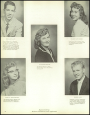 Page 12, 1959 Edition, Van Meter High School - Memories Yearbook (Van Meter, IA) online yearbook collection