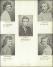 Page 13, 1959 Edition, Van Meter High School - Memories Yearbook (Van Meter, IA) online yearbook collection