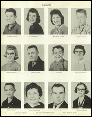 Page 16, 1959 Edition, Van Meter High School - Memories Yearbook (Van Meter, IA) online yearbook collection