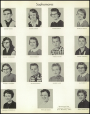 Page 17, 1959 Edition, Van Meter High School - Memories Yearbook (Van Meter, IA) online yearbook collection