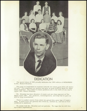 Page 7, 1959 Edition, Van Meter High School - Memories Yearbook (Van Meter, IA) online yearbook collection