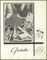 Page 9, 1959 Edition, Van Meter High School - Memories Yearbook (Van Meter, IA) online yearbook collection