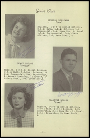 Page 11, 1948 Edition, New Sharon High School - Golden Eagle Yearbook (New Sharon, IA) online yearbook collection