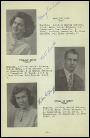 Page 12, 1948 Edition, New Sharon High School - Golden Eagle Yearbook (New Sharon, IA) online yearbook collection