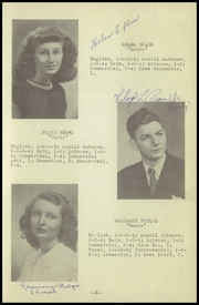 Page 13, 1948 Edition, New Sharon High School - Golden Eagle Yearbook (New Sharon, IA) online yearbook collection