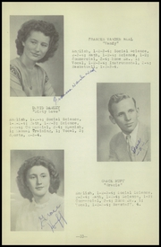 Page 14, 1948 Edition, New Sharon High School - Golden Eagle Yearbook (New Sharon, IA) online yearbook collection