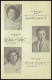 Page 15, 1948 Edition, New Sharon High School - Golden Eagle Yearbook (New Sharon, IA) online yearbook collection