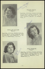 Page 16, 1948 Edition, New Sharon High School - Golden Eagle Yearbook (New Sharon, IA) online yearbook collection