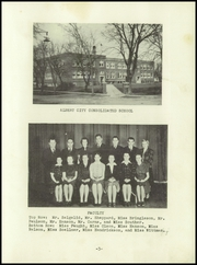 Page 5, 1940 Edition, Albert City High School - Echo Yearbook (Albert City, IA) online yearbook collection