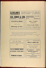 Page 10, 1908 Edition, William Chrisman High School - Gleam Yearbook (Independence, MO) online yearbook collection