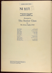 Page 6, 1931 Edition, William Chrisman High School - Gleam Yearbook (Independence, MO) online yearbook collection