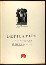 Page 9, 1931 Edition, William Chrisman High School - Gleam Yearbook (Independence, MO) online yearbook collection