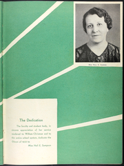 Page 11, 1935 Edition, William Chrisman High School - Gleam Yearbook (Independence, MO) online yearbook collection