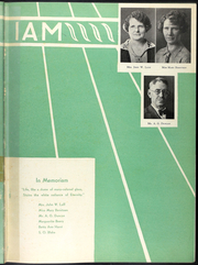 Page 13, 1935 Edition, William Chrisman High School - Gleam Yearbook (Independence, MO) online yearbook collection
