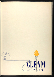 Page 7, 1938 Edition, William Chrisman High School - Gleam Yearbook (Independence, MO) online yearbook collection