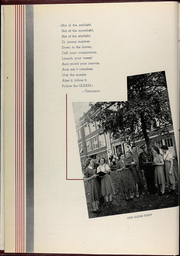 Page 8, 1939 Edition, William Chrisman High School - Gleam Yearbook (Independence, MO) online yearbook collection