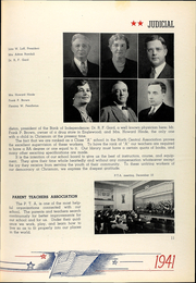 Page 17, 1941 Edition, William Chrisman High School - Gleam Yearbook (Independence, MO) online yearbook collection