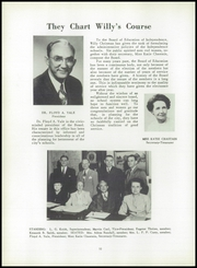 Page 14, 1951 Edition, William Chrisman High School - Gleam Yearbook (Independence, MO) online yearbook collection