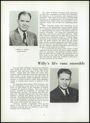 Page 16, 1951 Edition, William Chrisman High School - Gleam Yearbook (Independence, MO) online yearbook collection