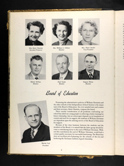 Page 10, 1953 Edition, William Chrisman High School - Gleam Yearbook (Independence, MO) online yearbook collection