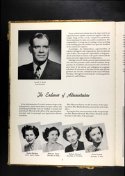 Page 12, 1953 Edition, William Chrisman High School - Gleam Yearbook (Independence, MO) online yearbook collection