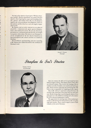 Page 13, 1953 Edition, William Chrisman High School - Gleam Yearbook (Independence, MO) online yearbook collection