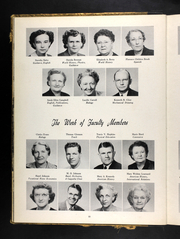 Page 14, 1953 Edition, William Chrisman High School - Gleam Yearbook (Independence, MO) online yearbook collection