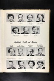 Page 15, 1953 Edition, William Chrisman High School - Gleam Yearbook (Independence, MO) online yearbook collection