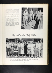 Page 17, 1953 Edition, William Chrisman High School - Gleam Yearbook (Independence, MO) online yearbook collection