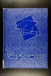 Page 1, 1955 Edition, William Chrisman High School - Gleam Yearbook (Independence, MO) online yearbook collection