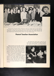 Page 15, 1955 Edition, William Chrisman High School - Gleam Yearbook (Independence, MO) online yearbook collection