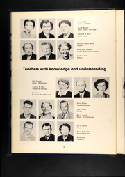 Page 16, 1955 Edition, William Chrisman High School - Gleam Yearbook (Independence, MO) online yearbook collection
