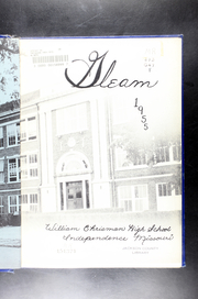 Page 5, 1955 Edition, William Chrisman High School - Gleam Yearbook (Independence, MO) online yearbook collection