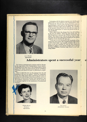 Page 14, 1957 Edition, William Chrisman High School - Gleam Yearbook (Independence, MO) online yearbook collection