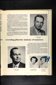 Page 15, 1957 Edition, William Chrisman High School - Gleam Yearbook (Independence, MO) online yearbook collection