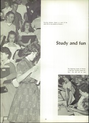 Page 16, 1961 Edition, William Chrisman High School - Gleam Yearbook (Independence, MO) online yearbook collection