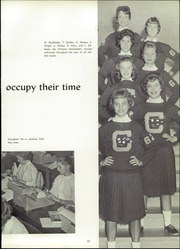 Page 17, 1961 Edition, William Chrisman High School - Gleam Yearbook (Independence, MO) online yearbook collection