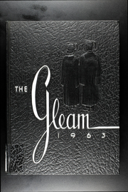 Page 1, 1963 Edition, William Chrisman High School - Gleam Yearbook (Independence, MO) online yearbook collection