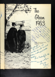 Page 5, 1963 Edition, William Chrisman High School - Gleam Yearbook (Independence, MO) online yearbook collection