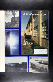 Page 5, 1980 Edition, William Chrisman High School - Gleam Yearbook (Independence, MO) online yearbook collection