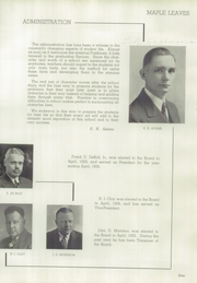 Page 13, 1936 Edition, Maplewood Richmond Heights High School - Maple Leaves Yearbook (Maplewood, MO) online yearbook collection